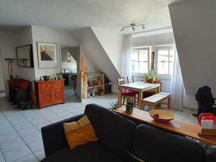 Schöne Maisonette-Wohnung im Herzen Bretzenheims