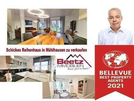 Schickes Reihenhaus in Mühlhausen zu verkaufen