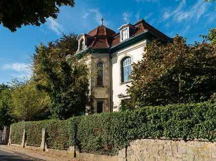 Repräsentative Jugendstilvilla in der Innenstadt von Bockenem in einem TOP-Zustand und TOP-Preis