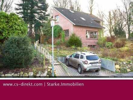 Seltene Gelegenheit: Einfamilienhaus mit Einliegerwohnung in Flemhude