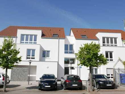 """Ihr neues Zuhause """"Stadthaus Pfalzgarten"""" - Besonders großzügige Wohnung im 5-Familienhaus!"""