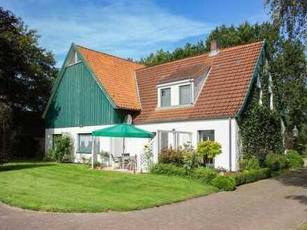 Gepflegter Resthof in Alleinlage auf herrlichem Grundstück mit ca. 4,5 ha arrondiertem Eigenland