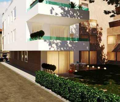 Moderne und stilvolle Wohnung * NEUBAUPROJEKT FRANKFURT/ NIED