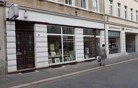 Hochwertige Ladenfläche in der Fußgängerzone Gera ( Zentrum )