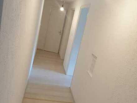 Vollständig renovierte 2-Zimmer-EG-Wohnung mit Balkon und EBK in Baiersbronn