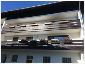 Exklusive, modernisierte 3-Zimmer-Wohnung mit Balkon und EBK in Aschau im Chiemgau