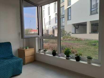 Stilvolle, neuwertige 1-Zimmer-Erdgeschosswohnung mit Einbauküche in Landau in der Pfalz nähe HBF