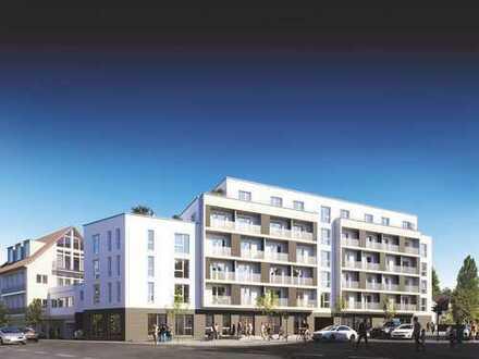 Modernes 1-Zimmer-Apartment - möbliert & barrierefrei - in zentraler Lage