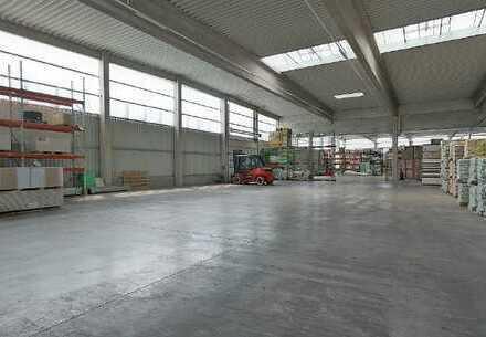 Ismaning, München-Nord - ab 1.050m² Hallenfläche mit flexiblen Erweiterungsoptionen zu vermieten