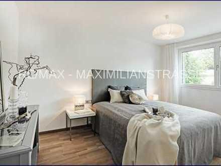 Luxuriöse 4-Zimmer-Gartenwohnung in Villenlage von Obermenzing rollstuhlgerecht konzipiert