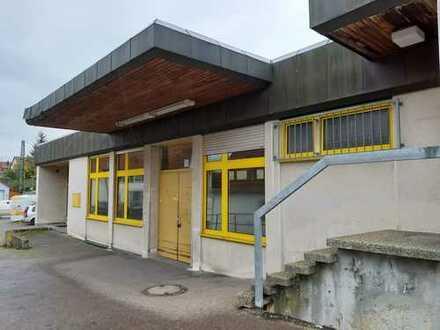 Gewerbeimmobilie zentral in Mögglingen (ehemalige Post) zu vermieten