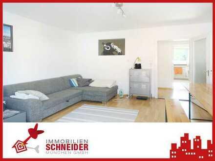 IMMOBILIEN SCHNEIDER - Kapitalanlage - schöne 3 Zimmer Wohnung mit West-Balkon