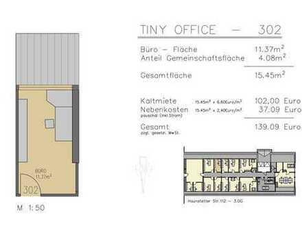 Tiny Office: Schaffen Sie Raum für Ihren kreativen Startup