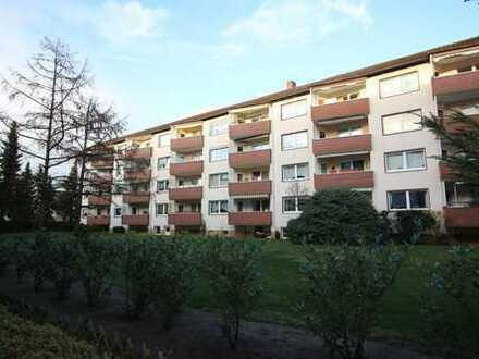 Hübsches Apartment mit Balkon in der Endetage
