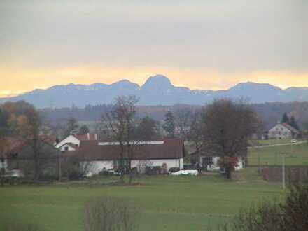 Exklusives Reihenmittelhaus mit Alpenblick