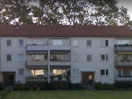 Sehr gepflegte 3-Zimmer-Wohnung mit Balkon in begehrter Lage Nähe Uni/ Horner Bad