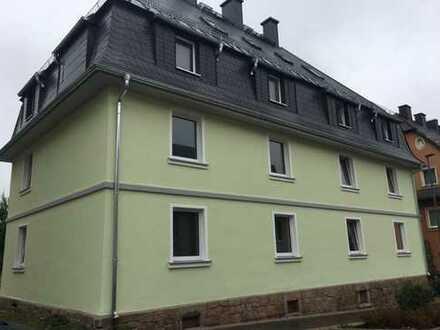 3-Zimmer Maisonette-Wohnung mit Dachterrasse