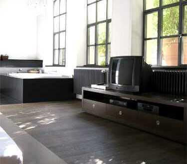 Einer der letzten LOFT-Klassiker - 3,15 m Raumhöhe - Wohnen/Arbeiten -