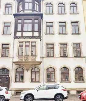 Denkmalgeschütztes Mehrfamilienhaus in der Innenstadt