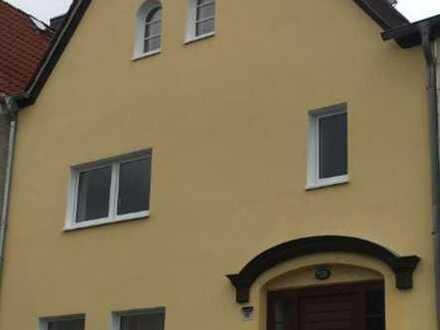 Hochwertige Maisonette- Wohnung mit Gartennutzung in Pößneck zu vermieten. Erstbezug.