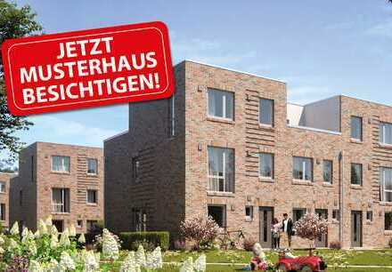 Neubau im KfW-55-Standard mit viel Wohnfläche und Süd-Ausrichtung!