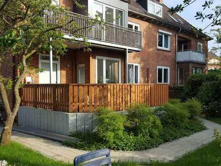 Helle und freundliche 3-Zimmer-Wohnung mit Balkon im Philosophenviertel