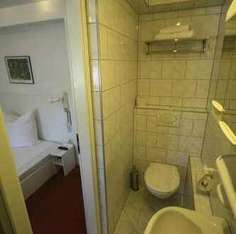 Möblierte Wg Zimmer mit eignem Bad/WC