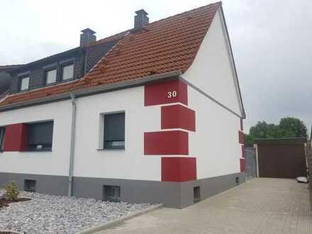 Doppelhaushälfte, komplett modernisiert