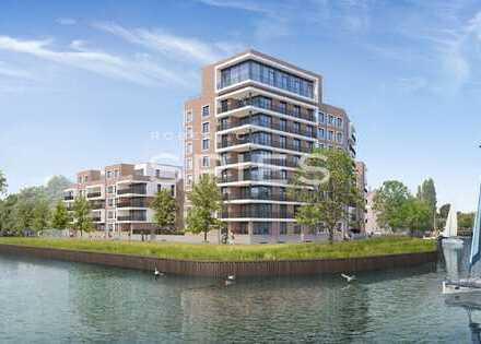 //Deepskant - Neubau-Eigentumswohnungen auf der Doktorsklappe in Oldenburg