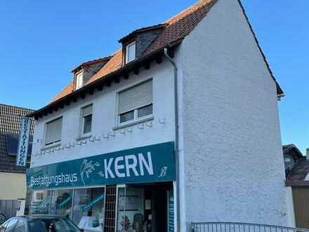 Wohn und Geschäftshaus im Herzen von Lampertheim