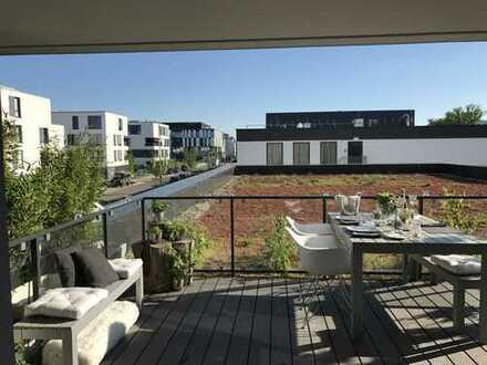 Traumhafte Terrassenwohnung mit Top Ausstattung *** Provisionsfrei