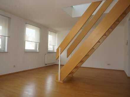 Schöne, helle 3-Zimmer-Maisonette-Wohnung in zentraler Lage von Tuttlingen
