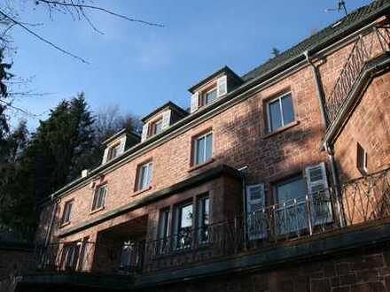 ***Wunderschöne, denkmalgeschützte Fabrikanten-Villa in Bad König/OT zu vermieten***