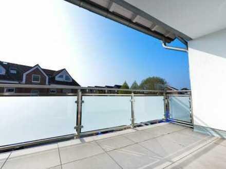 Erstbezug mit Balkon: schöne 3-Zimmer-Wohnung in Werne