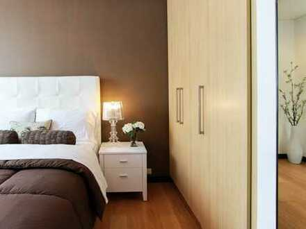 Äußerst gepflegte und sehr helle Wohnung, der Traum für die kleine Familie
