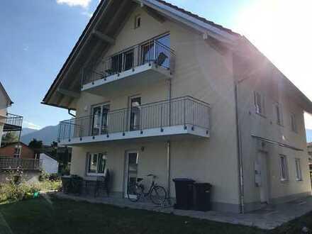 Neubau! Modern, hell & freundlich - Wohnen in Brannenburg im schönen Inntal