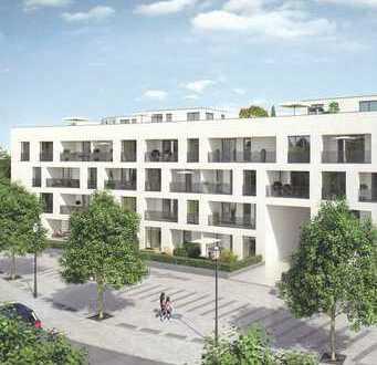 Erstbezug! Moderne 3-Zimmer-Wohnung mit Westbalkon in Neuaubing
