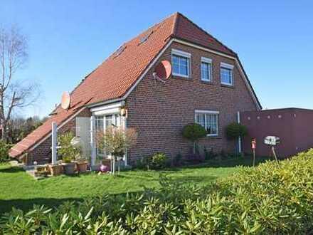 Kapitalanleger aufgepasst! Vermietete Doppelhaushälfte in Wittmund - Altfunnixsiel sucht einen ne...