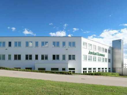 Laupheim Gewerbegebiet großzügige Büroetage oder Büro mit Fertigung