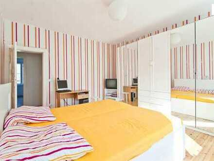 SUPER FURNISHED ROOM WITH A LARGE WARDROBE IN MITTE