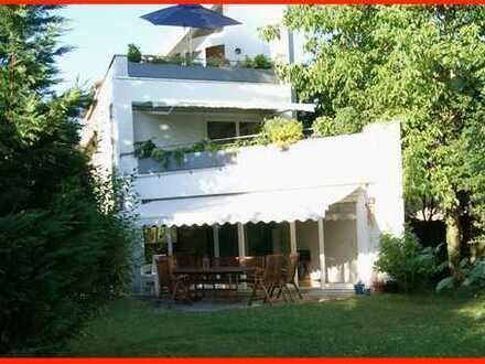 🏠 5 Zi-Wohnung DREIEICHENHAIN ✔ eigener Garten ✔ EBK ✔ 2 Bäder