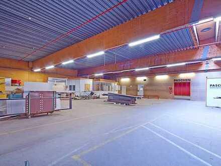 Produktions- und Lagerflächen ab 300 m2 verkehrsgünstig nahe der A2
