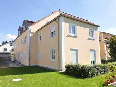 Exklusive, 4-Zimmer-Wohnung mit Balkon, Garten und EBK in Ingolstadt