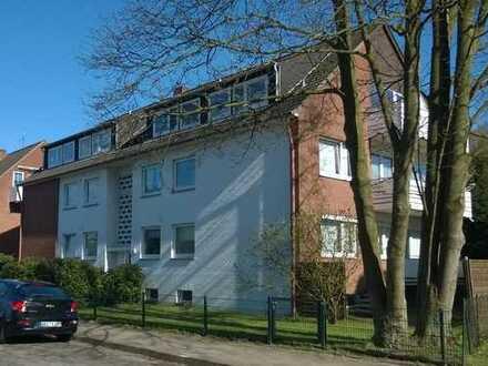 Ruhige 2-Zimmer-Wohnung in Delmenhorst mit Balkon