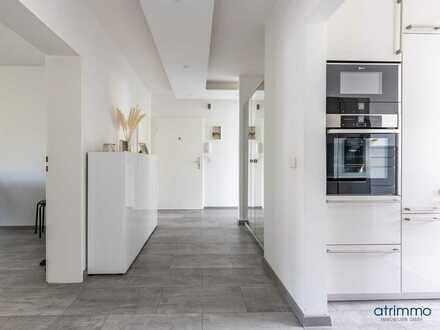 Sonnige Aussichten. Top modernisierte 4-Zimmer-Wohnung mit Balkon. In Wesseling!
