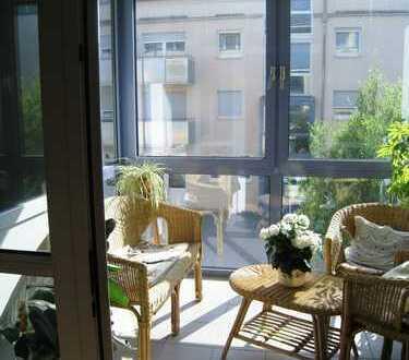 Die besondere 1-Zimmerwohnung mit Wintergarten für Single; ETW Nr. 37/ TG 155