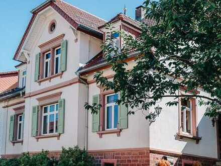 Jugendstilvilla in Bammental bei Heidelberg