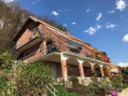 3-Zimmer-Wohnung mit großer Terrasse und Traumseeblick in sonniger Südlage