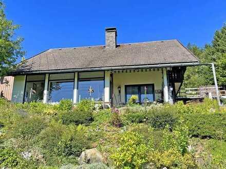 Wohnhaus auf tollem Grundstück inklusive Alpenpanorama!