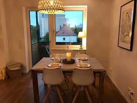 Einmalige Gelegenheit: hochwertig ausgestattete Wohnung zur Zwischenmiete TOP LAGE